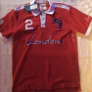 LONDON TEAM T-SHIRT